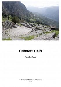 Oraklet i Delfi forside